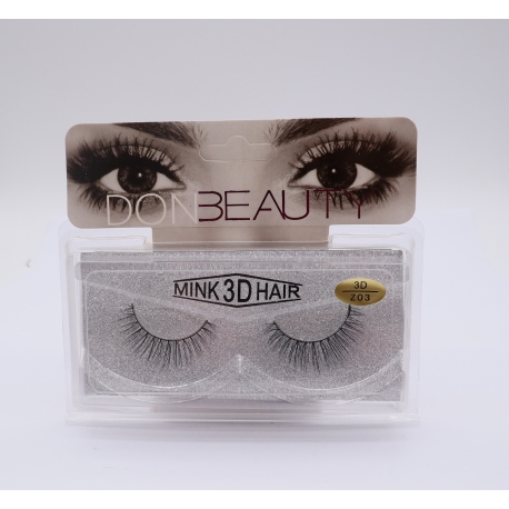 MINK 3D HAIR EYELASHES