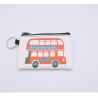 London Bus Purse