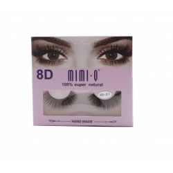 MIMIQ 100% super natural eyelashes