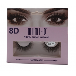 MIMIQ 100% super natural eyelashes NO.44
