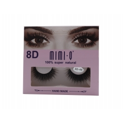 MIMIQ 100% super natural eyelashes NO.46