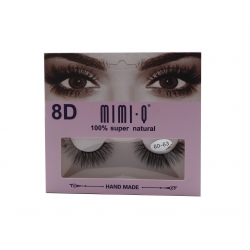 MIMIQ 100% super natural eyelashes NO.63