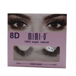 MIMIQ 100% super natural eyelashes NO.79