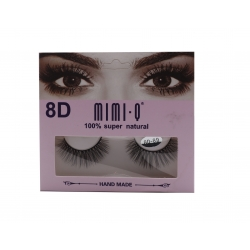 MIMIQ 100% super natural eyelashes NO.89