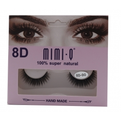 MIMIQ 100% super natural eyelashes NO.90