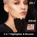MIMIQ Highlighter & Bronzer 2 in 1