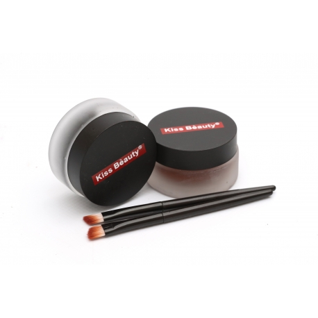 Kiss Beauty Long-wear Gel Eyeliner Set