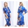 Peacock Pajama Gown